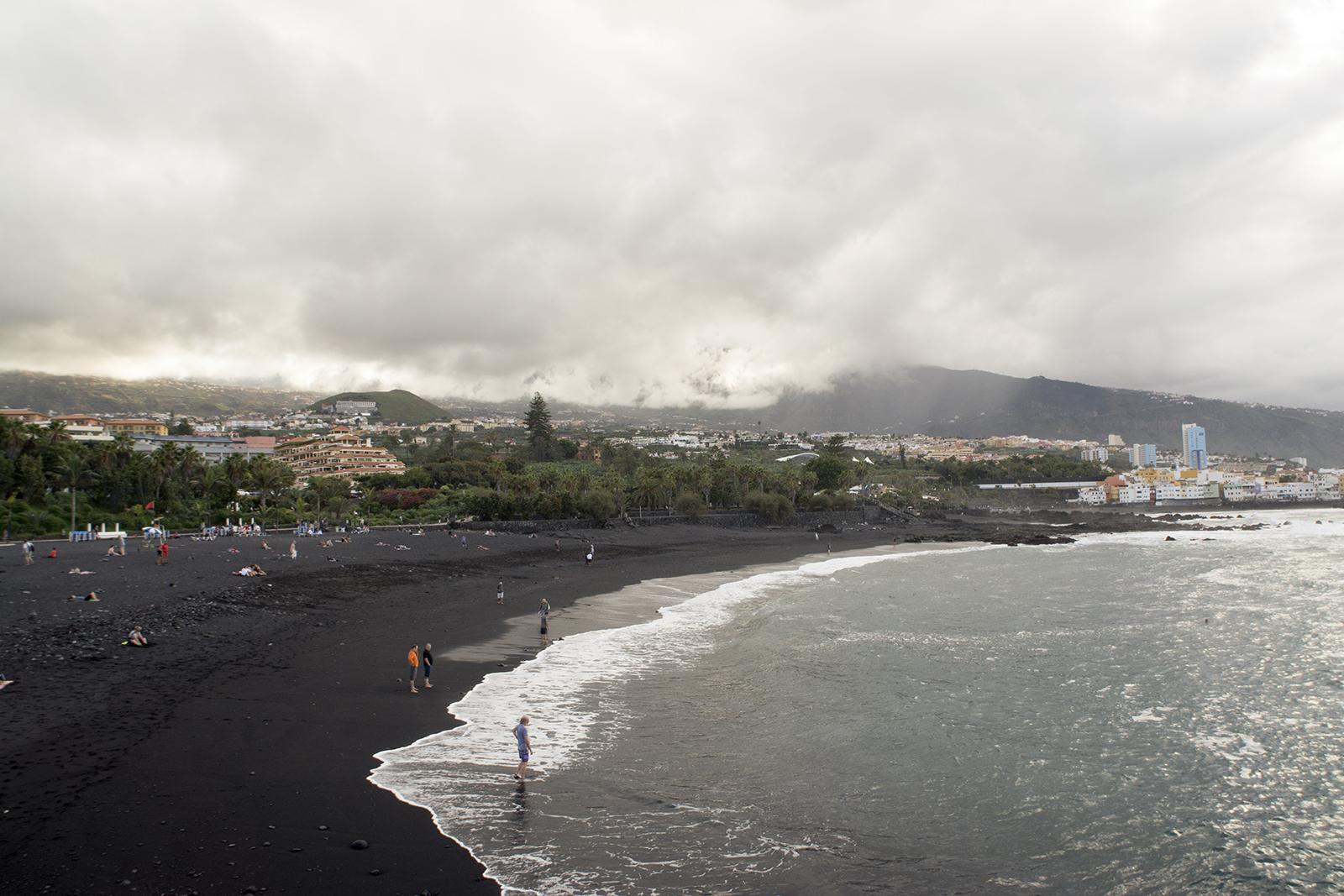 Strand Puerto de la Cruz